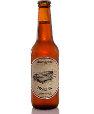 חבית בירה עם ברז\n
