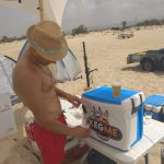 מסיבת רווקים בחוף הים