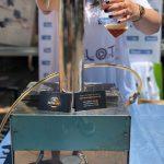ברז בירה חשמלי כפול - דגם צ'כי